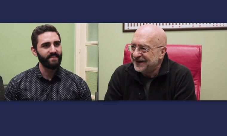 """Ο Πάνος Κοκκινόπουλος στο gossip-tv: «Τα """"Μαύρα Μεσάνυχτα"""" ξέρουμε πώς θα ξεκινήσουν» (video)"""