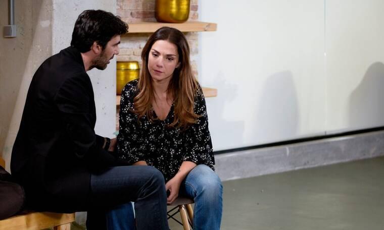 Έρωτας μετά: Ο Κωνσταντίνος επικοινωνεί με τη Άννα (photos)