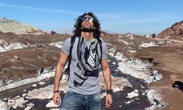 Γιάννης Σπαλιάρας: Σε νοσοκομείο στο Ιράν ο ηθοποιός - Τι συνέβη; (Photos)
