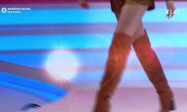 Αυτή είναι η πιο sexy εμφάνιση της Κατερίνας Στικούδη στο My Style Rocks! (photos & video)