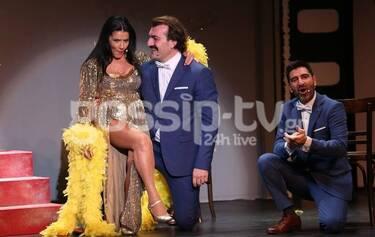 Θέατρο Αθηνά: Happy Birthday ΕΛΛΑΣ: Mια παράσταση που τα έχει όλα και πρέπει να δεις! (photos)