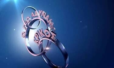O πιο αδύναμος κρίκος: Η πρόταση γάμου παίκτη που θα αιφνιδιάσει την αγαπημένη του