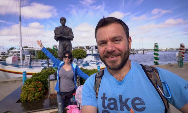 Happy Traveller: Ο Ευτύχης και η Ηλέκτρα στην Φλόριντα