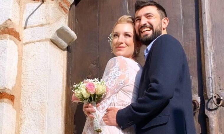 Ολίβια Γαβρίλη: Νέες φώτο από τον γάμο της πρώην συζύγου του Μάνου Αντώναρου