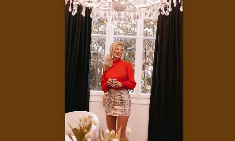 Φαίη Σκορδά: Δείχνει πρώτη φορά την υπέροχη κρεβατοκάμαρά της και σίγουρα θα εντυπωσιαστείτε