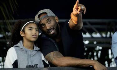 Κόμπι Μπράιαντ: Η 13χρονη κόρη του με την αστείρευτη αγάπη για το μπάσκετ «έφυγε» στην αγκαλιά του