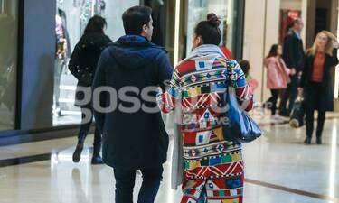 Τους τσακώσαμε σε βόλτα τους σε εμπορικό κέντρο και... δεν πιστεύαμε στα μάτια μας! (photos)