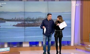 Γιώργος Λιάγκας: Επέστρεψε μετά τη διακοπή της εκπομπής του και η ατάκα του θα συζητηθεί!