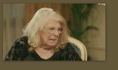 Άννα Παναγιωτοπούλου: «Κάγκελο» όταν έμαθε το κασέ της Ελένης Καστάνη (Video)