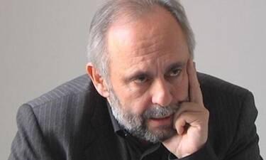 Κόκκινο ποτάμι: Σωτήρης Χατζάκης: «Αυτό είναι το τραγικό στο σίριαλ»
