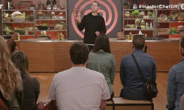 MasterChef: Έτσι «ψαρώνει» ο Σωτήρης Κοντιζάς τους επίδοξους σεφ! Η «τρομακτική» ανακοίνωσή του