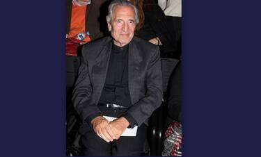 Κηδεία Κοτανίδη: Απέραντη θλίψη στο τελευταίο αντίο στον σπουδαίο ηθοποιό