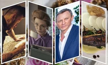 Στέφανος Καριοφύλλης: Ο Έλληνας σεφ του «James Bond» και της Cate Blanchett