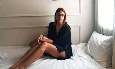 Ψάξε… ψάξε δεν θα τη βρεις! Πού τα έκρυβε αυτά τα πόδια; Η μεγάλη αλλαγή και οι σέξι πόζες (Photos)