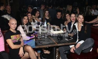 Πάρτι γενεθλίων με εκρηκτικά μοντέλα και λαμπερές παρουσίες! (Photos)
