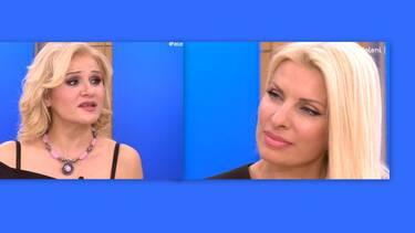 Μπέσυ Μάλφα: Η αποκάλυψη για την τρίτη εγκυμοσύνη άφησε άφωνη την Ελένη (video)