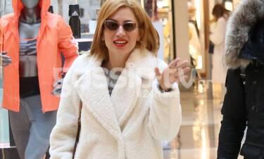 Μαρία Ηλιάκη: Την «τσακώσαμε» να κάνει τα ψώνια της και «μείναμε» - Με τι «κόλλησαν» όσοι την είδαν;