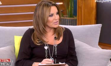 Καλύτερα δε γίνεται: Η Μαίρη Συνατσάκη επιστρέφει στην tv! Τι αποκάλυψε η Ναταλία Γερμανού (Video)