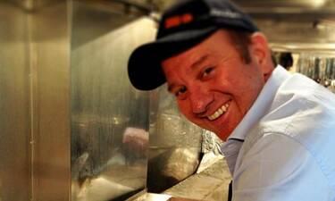Σπάνια δημόσια εμφάνιση του Έκτορα Μποτρίνι! Πού είναι και τι κάνει σήμερα ο κορυφαίος σεφ; (photos)