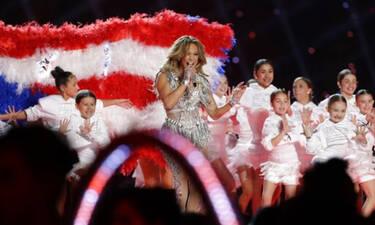Super Bowl 2020: Με την 11χρονη κόρη της στη σκηνή η JLo (pics+vid)