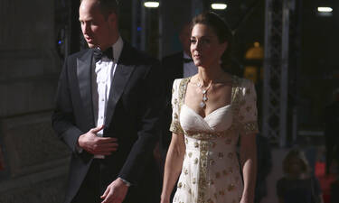 BAFTA 2020: Τα καλύτερα looks από τα κινηματογραφικά βραβεία