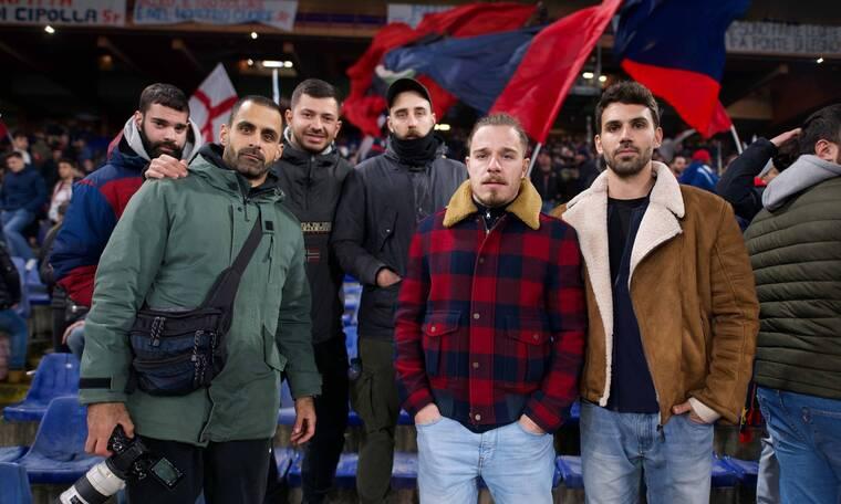 Το Football Stories ρίχνει αυλαία στην Ιταλία