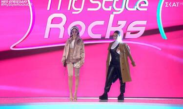 My Style Rocks: Αλεξανδράκη-Παναγή: Η πρώτη εμφάνιση των νέων παικτριών! (video+photos)