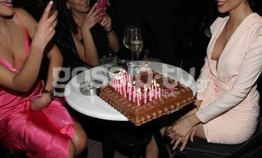 Πάρτι γενεθλίων για πρώην παίκτρια του GNTM! Ποιες πρώην συμπαίκτριές της την τίμησαν; (photos)