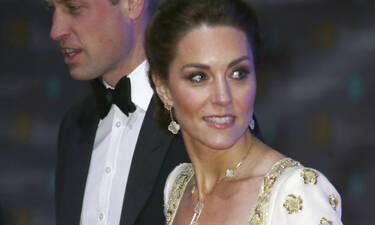 Τα δάκρυα της Kate Middleton στα BAFTA και ο λόγος δεν σου περνάει από το μυαλό