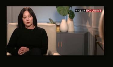 Shannen Doherty: Με δάκρυα στα ματιά η Μπρέντα αποκάλυψε ότι έχει καρκίνο στο τέταρτο στάδιο