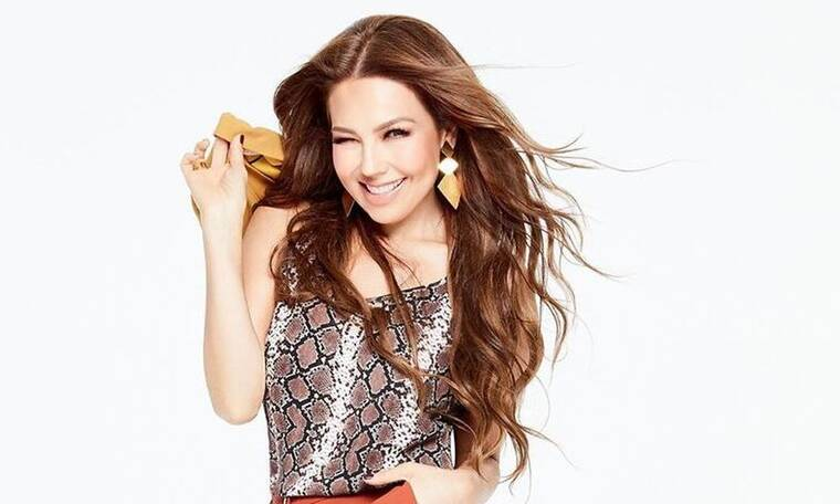 Thalia: Κι όμως μίλησε στους fans της στην χώρα μας σε άπταιστα ελληνικά - Η επιστροφή στην Ελλάδα