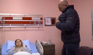 Elif: Παραμένει σε κρίσιμη κατάσταση η Γκόντζα (Photos & Video)