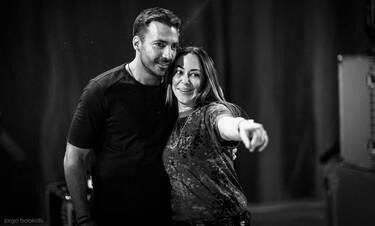 Μελίνα Ασλανίδου-Βασίλης Μουντάκης: Ρομαντική εξόρμηση στα Ζαγοροχώρια (photos)