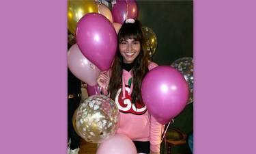 Παπαγεωργίου: Γιόρτασε τα γενέθλιά της με τον Snik– H νέα φώτο που ενισχύει τις φήμες για εγκυμοσύνη