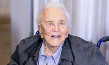 Kirk Douglas: Ένας από τους μεγαλύτερους θρύλους του Hollywood έφυγε από τη ζωή σε ηλικία 103 ετών