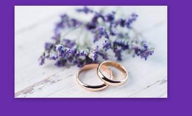 Ραφτείτε! Το πιο ερωτευμένο ζευγάρι όρισε ημερομηνία γάμου- Μάθετε όλες τις λεπτομέρειες!