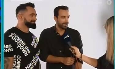 Σάκης Τανιμανίδης: Τώρα και ηθοποιός; (video)