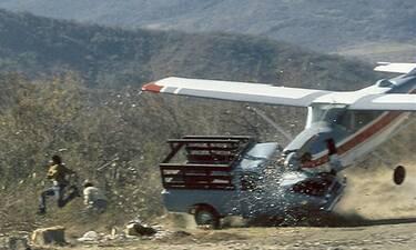 Tραγικές ιστορίες διασήμων που χάθηκαν σε αεροπορικά δυστυχήματα (photos)