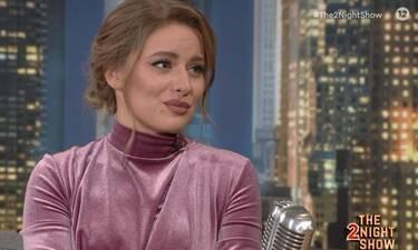 Ντόρα Μακρυγιάννη: Είναι  ζευγάρι με τον Νίκο Οικονομόπουλο; Η απάντησή της on camera!