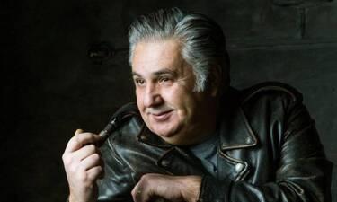 Iεροκλής Μιχαηλίδης: «Eίμαι ατάλαντος μουσικά και για αυτό έχω εμμονή με τη μουσική!»