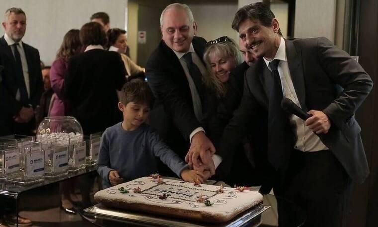 Δημήτρης Γιαννακόπουλος: To 2020 θα είναι ιστορική χρονιά για τη ΒΙΑΝΕΞ (Photos)