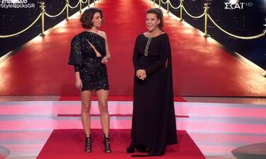 My style rocks Gala: Η Βάνα Μπάρμπα και η εμπειρία της στα Όσκαρ (Photos-Video)