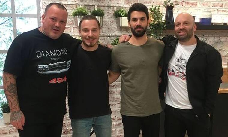 Food N' Friends: Λέντζας και Γιακουμίδης σε μια μαγειρική αναμέτρηση! (Photos)