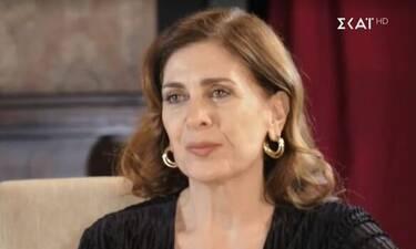 Κατερίνα Διδασκάλου: Ο έρωτας με τον πρώην σύζυγό της και η πρόταση γάμου στις τρεις μέρες γνωριμίας