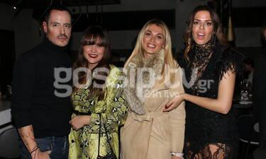 Irene Angelopoulos: Λαμπερές παρουσίες στο πάρτι της γνωστής σχεδιάστριας (Photos)