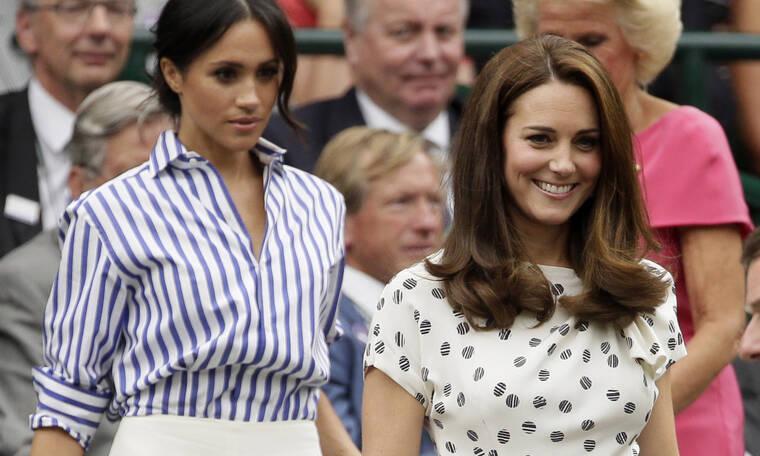 Meghan Markle-Kate Middleton: Το Megxit ένωσε τις δύο δούκισσες;