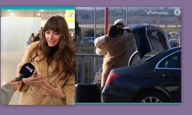 Παπαγεωργίου-Snik: Τα καυτά φιλιά και οι αγκαλιές στο αεροδρόμιο - Είναι τελικά έγκυος η Ηλιάνα;