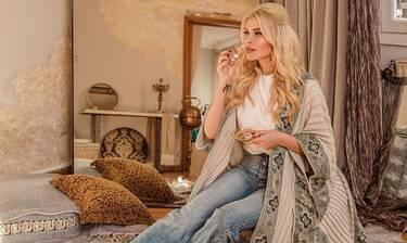 Κατερίνα Καινούργιου: Γιορτάζει τον έρωτα  με την πιο σέξι φωτογραφία της στο Instagram - Πάρε ιδέες