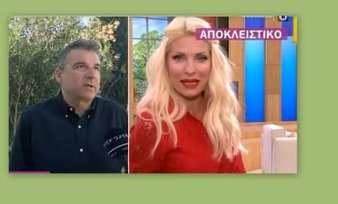Γιώργος Λιάγκας: Η δήλωση για την αποχώρηση της Ελένης Μενεγάκη από την τηλεόραση που θα συζητηθεί