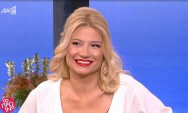 Φαίη Σκορδά: Η πρώτη αντίδρασή της μετά τις φώτο με τον σύντροφό της, Νίκο Ηλιόπουλο! (Video)